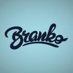 Branko-lettering-logo